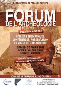 Affiche Forum 2e édition